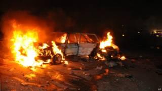 अबुजा में धमाका