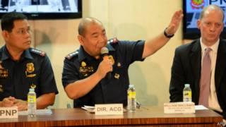 Филиппины: совместная пресс-конференция местной полиции и Интерпола