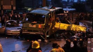 कीनिया में धमाका