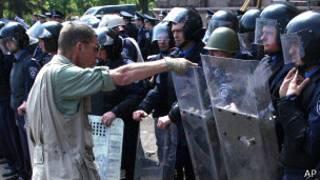 Acusaciones en Odesa