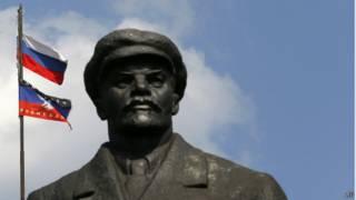 Пам'ятник Леніну в Донецьку