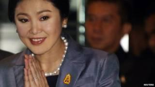 محاكمة رئيسة وزراء تايلاند شيناوات لسوء استخدام السلطة