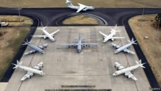 Tim pencari Malaysia Airlines