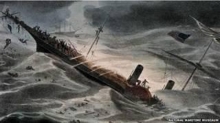 अमरीका जहाज, सोना