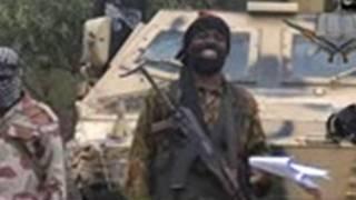 Jagoran kungiyar boko haram Abubakar Shekau