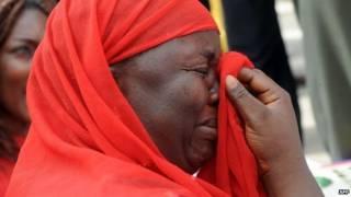 नाइजीरिया स्कूली छात्राओं का अपहरण