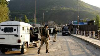 कश्मीर, विशेष सुरक्षा बल