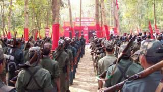 माओवादी पार्टी का सम्मेलन (फ़ाइल फ़ोटो)