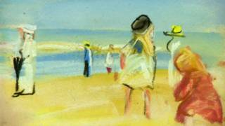 德国印象派大师利伯曼的沙滩