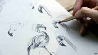 Иллюстратор Марта Макли готовит книгу по арт-терапии для взрослых