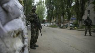 पूर्वी यूक्रेन