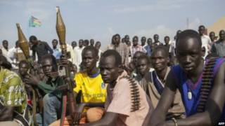 south sudan fighting