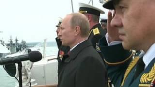 Vladimir Putin ntiyigeze avuga ku kibazo ca Ukraine