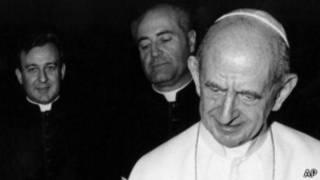Papa Paulo 6º | Crédito: AP