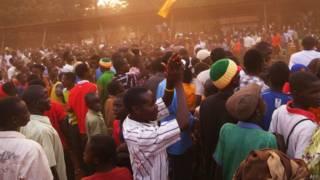 कांगो के एक समारोह में मची भगदड़ (फ़ाइल फ़ोटो)