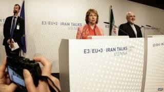 ईरान परमाणु वार्ता