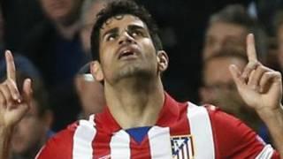 迭戈·科斯塔的进球帮助马德里竞技向西甲冠军迈进