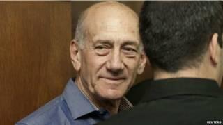 سابق اسرائیلی وزیراعظم ایہود اولمرت