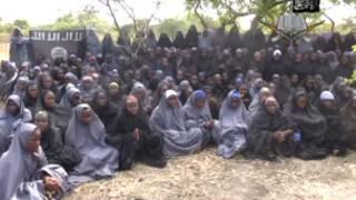 'Yan matan Chibok da aka sace
