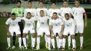 Algeria izohura n'ibihanga mu kigombe ca Afrika