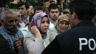 तुर्की में खदान में धमाका