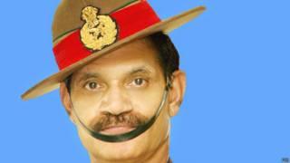 भारत से सेनाध्यक्ष, लेफ़्टिनेंट जनरल दलबीर सिंह