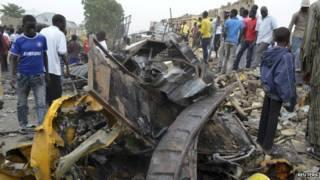 बोको हराम, नाइजीरिया (फ़ाइल)