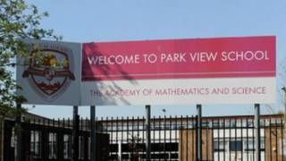 مدرسة بارك فيو في برمنغهام