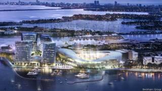 Proyecto de estadio de Beckham