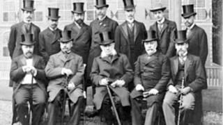 Российская делегация на Гаагской конференции по разоружению, 1899 год