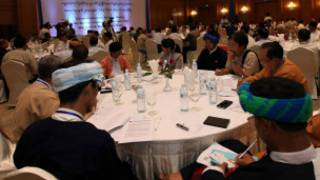Election Commission meets political parties