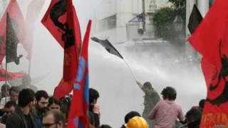 Protestos na Turquia (Reuters)