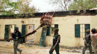 Shule ya Chibok ambapo wanafunzi wasichana walitekwa nyara Aprili