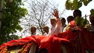 ဘီဂျေပီပါတီမှ ဝန်ကြီးချုပ်လောင်း မစ္စတာမိုဒီ