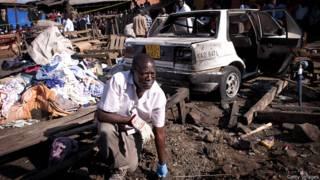 कीनिया की राजधानी में बम धमाके