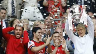 Arsene Wenger dan Piala FA