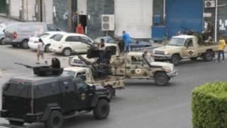 Tashin hankali a kasar Libya