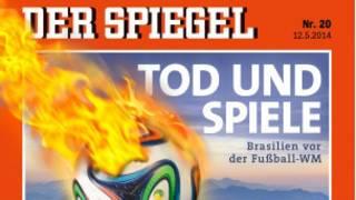 Reprodução da revista Spiegel