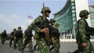 Военные армии Таиланда