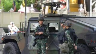 Tentara Thailand