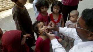 पोलियो, टीकाकरण