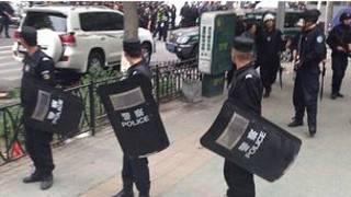 Shambulio katika mji wa Urumqi