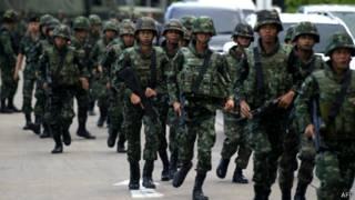 Militer Thailand