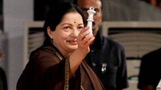 जे जयललिता, तमिलनाडु की मुख्यमंत्री