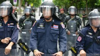 Силы безопасности Таиланда