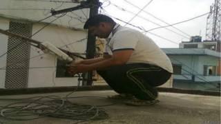 बिजली चोरी