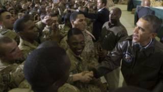 အာဖဂန်ရောက် သမ္မတအိုဘားမား