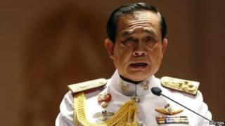 thailand general prayuth