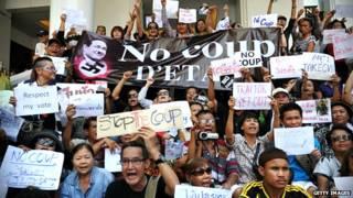 Tình hình hậu đảo chính ở Thái Lan