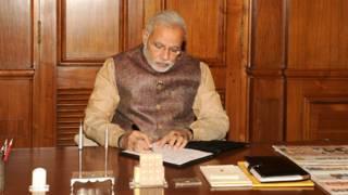 नरेंद्र मोदी, भारत के प्रधानमंत्री